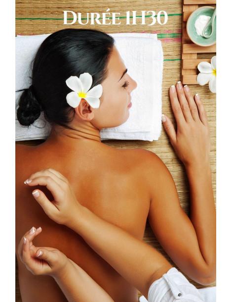 Massage « Lomi Lomi » (1H30) 89€