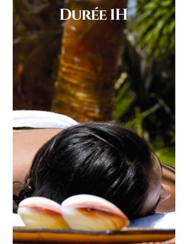 Massage aux coquillages chauds à Marseille
