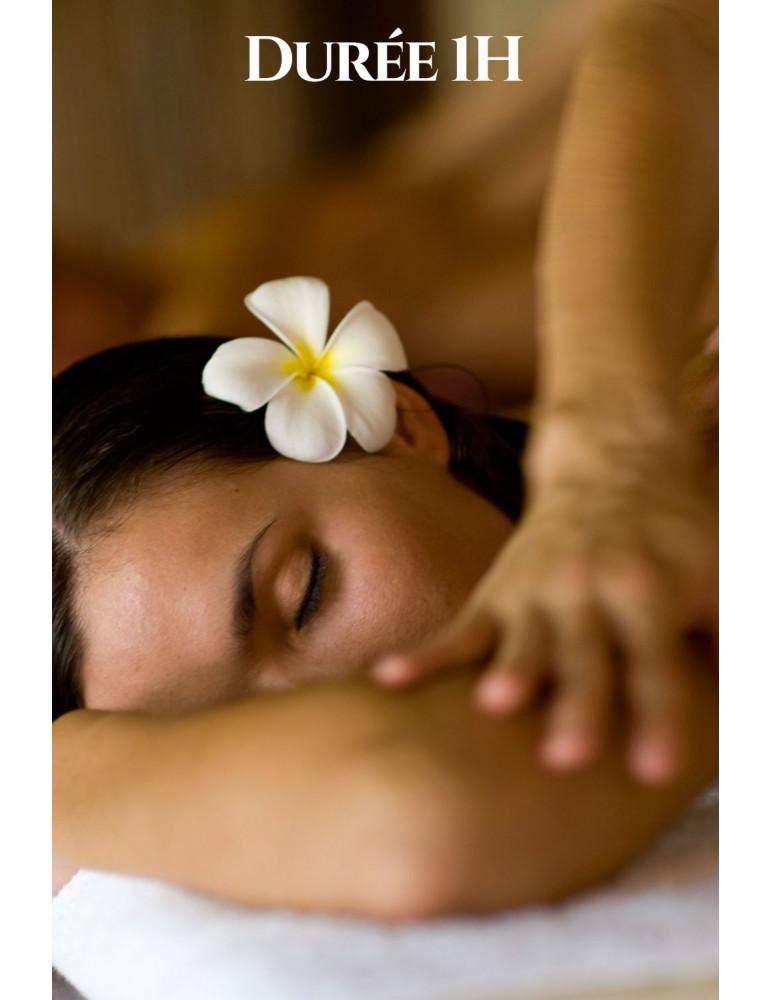 Massage des îles de Polynésie à Marseille