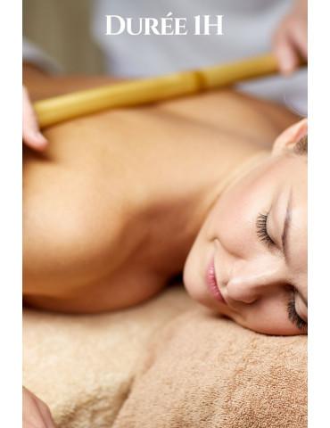 Massage aux Bambous à Marseille