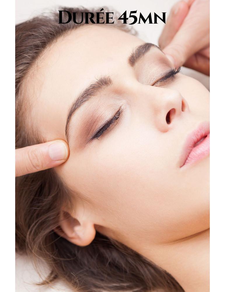 Massage du visage Fascia-Esthétique