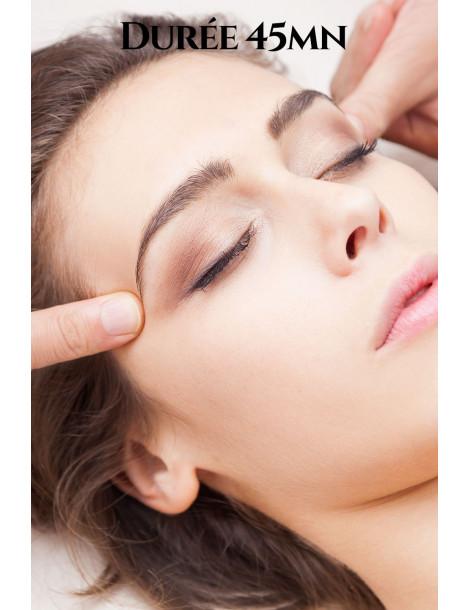Massage visage Fascia-Esthétique à Marseille