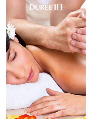 Massage lomilomi des îles...