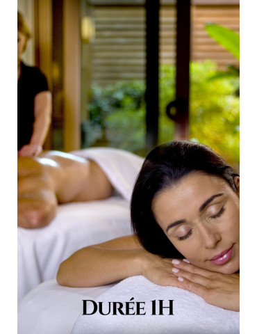 Massage Duo 1H à 120,00 €