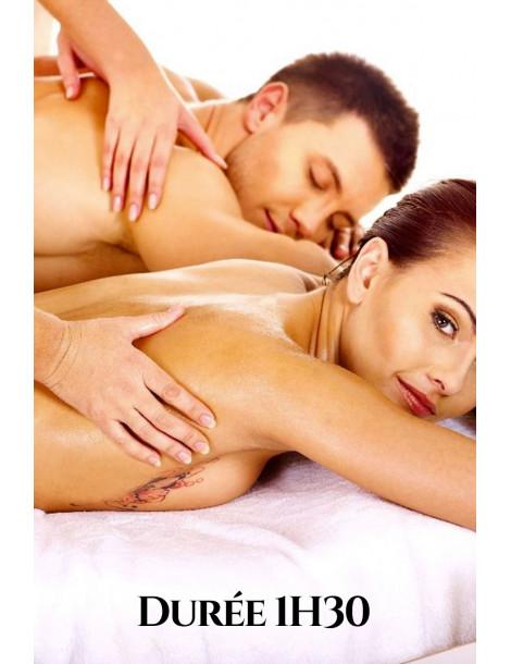 Massage Duo 1H30 à 140,00 €