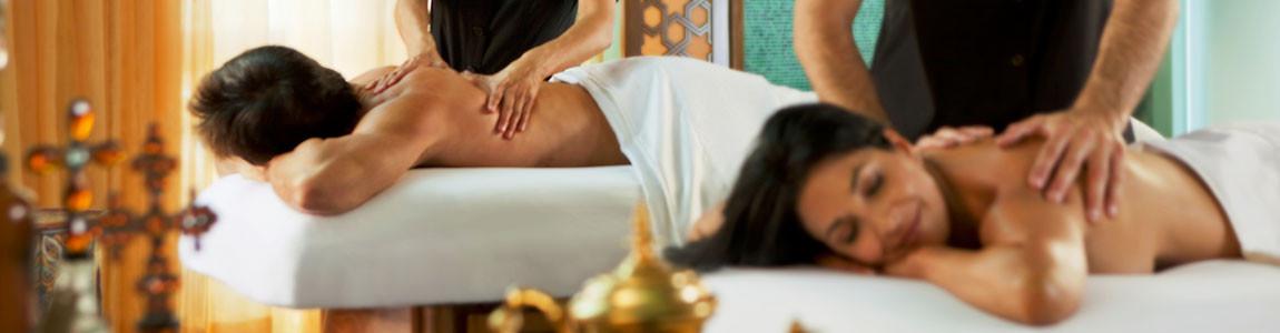 Massage Duo pour couple, amoureux, mère fille, ami(e)s à Marseille